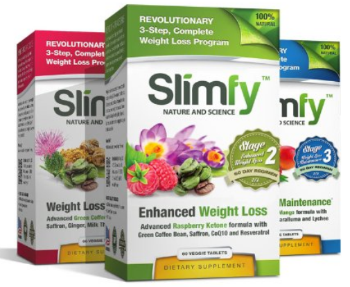 Slimfy Weight Loss Supplements